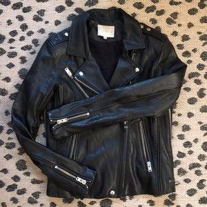 IRO Tara Leather Motorcycle Jacket